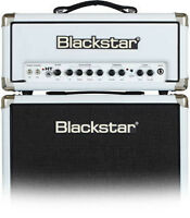 Blackstar HT5RSW - LTD HT5R WHITE MINI STACK W/REVERB
