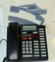 Nortel Meridian 9516 Telephone  Built in answering  machine