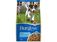 Burgess Supadog Puppy 15kg