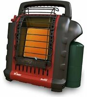 NEW Mr. Heater Buddy 4,000-9,000-BTU Indoor-Safe Porta $ 165,00
