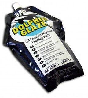 UPol 0714 Dolphin Glaze Finishing Putty UPOL 0714 - 440ml Bag