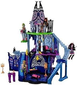 Monster High Freaky Fusion Catacombs Playset Windsor Region Ontario image 1