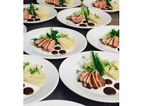 Second chef required for independent catering company