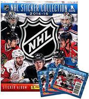 Panini NHL 2014-15 stickers