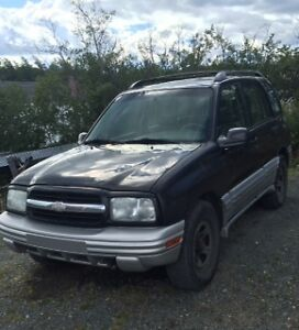 2002 Chevrolet Tracker Other