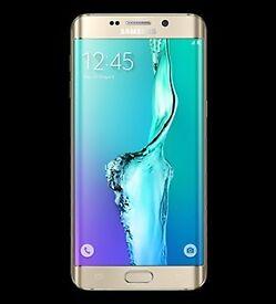 mobileSamsung Galaxy S6 edge+ 64 GB Platinum Gold Excellent Condition (G928C)