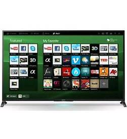 "SONY 60"" SMART 3D WI-FI TV HD FREEVIEW USB PLAYER ."