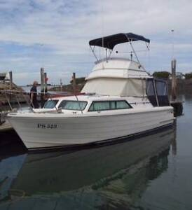 Mariner Pacer 26 Flybridge 780 Cruiser Hastings Mornington Peninsula Preview