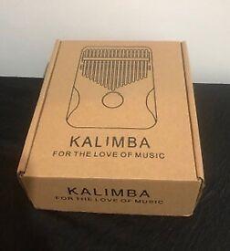 Kalimba 17 Key Thumb Piano