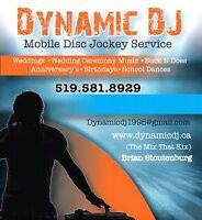 Dynamic Disc Jockey DJ Services