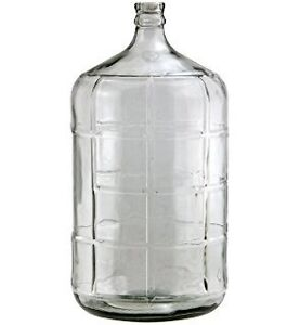Glass carboy kit