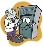 Furnace Inspection, Repair, Service and Maintenance