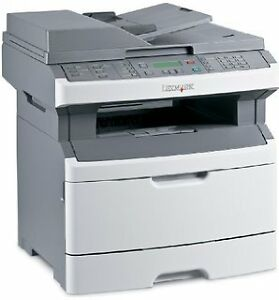 Lexmark X364DN Mono Multi-function Printer (4 avail - $175ea)