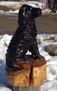 Have man's best friend immortalized.