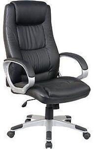Leather office chair / Executive High Back Office Chair / Chair