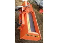 Fleming 4' tipping transport box for compact tractor
