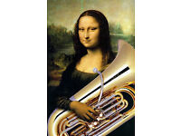Do you - or did you ever - play trumpet / cornet, horn, euphonium or tuba? Want to come out to play?