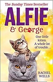 ALIFE THE HOILDAY CAT&ALFIE&GEORGE