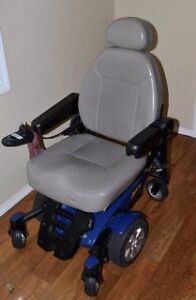 Jazzy 6 Pride Electric Wheelchair