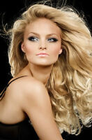 Hair Extensions By Professional Artist