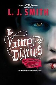 Vampire Diaries Hardcover book