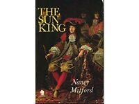 The Sun King: Louis XIV at Versailles by Mitford, Nancy (1976) Paperback Paperback