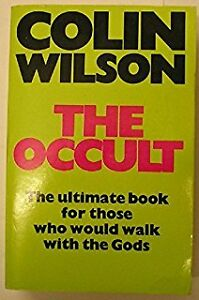 1979 The Occult Book by Colin Wilson