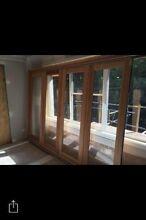 Timber Bi Fold Doors - Stegbar, new and unused Pymble Ku-ring-gai Area Preview