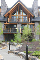 Mainfloor - 1 Bdrm + Den - Timberline Lodge - Canmore - June 1st