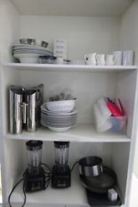 BARGAIN Closed cafe excess kitchenware to be sold as 1 purchase Bondi Junction Eastern Suburbs Preview