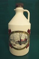 PLASTIC JUGS FOR MAPLE SYRUP - BRAND NEW