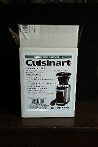 Coffee Grinder Cuisinart Automatic Burr Mill