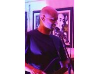 Having a party or event?! Singer / guitarist available to entertain..
