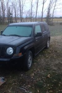 Jeep Patriot ( price reduced for quick sale)