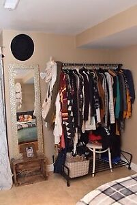 Very Sturdy Clothing Rack for sale!
