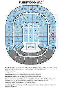 Fleetwood Mac concert tickets Rod Laver Berwick Casey Area Preview