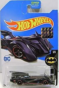 Hot Wheels Super Treasure Hunt, Batmobile 2017