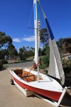 125 sailing dinghy Mount Eliza Mornington Peninsula Preview
