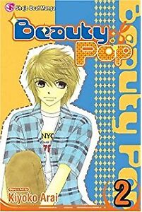 Beauty Pop Manga Volumes 1-3 (Excellent Condition)