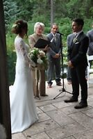 Wedding Officiant - Inspired and Personal