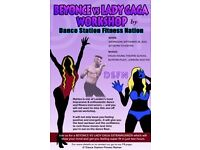 Beyonce vs Lady Gaga Dance and Fitness Workshop - Central London Location