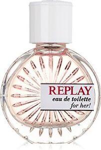 Parfum Replay pour elle 100 ml