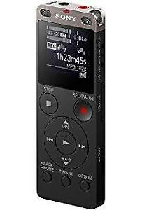 Sony ICD- UX560 Stereo Digital Voice Recorder - BRAND NEW SEALED WITH WARRANTY