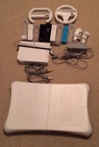 Nintendo Wii System & Games