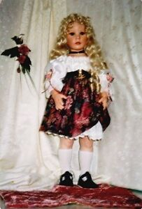 Collectors choice, 30inch Porcelain Doll