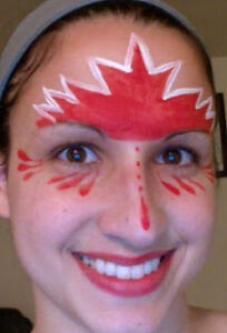 Professional Face Painter/Face Painting Cornwall Ontario image 8