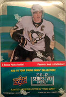 2011-12 Upper Deck Series 2 Tin Hockey Cards