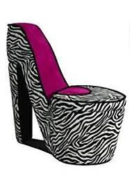 Hi heel seat