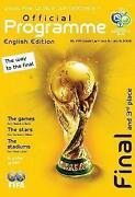 World Cup Final Programmes