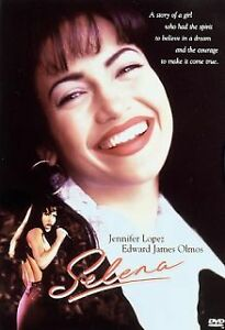 DVD Selena Brand New Facotory Sealed $10.00